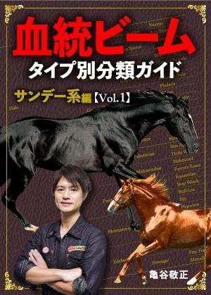 血統ビーム タイプ別分類ガイド サンデー系編Vol.1