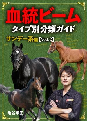 血統ビーム タイプ別分類ガイド サンデー系編Vol.2