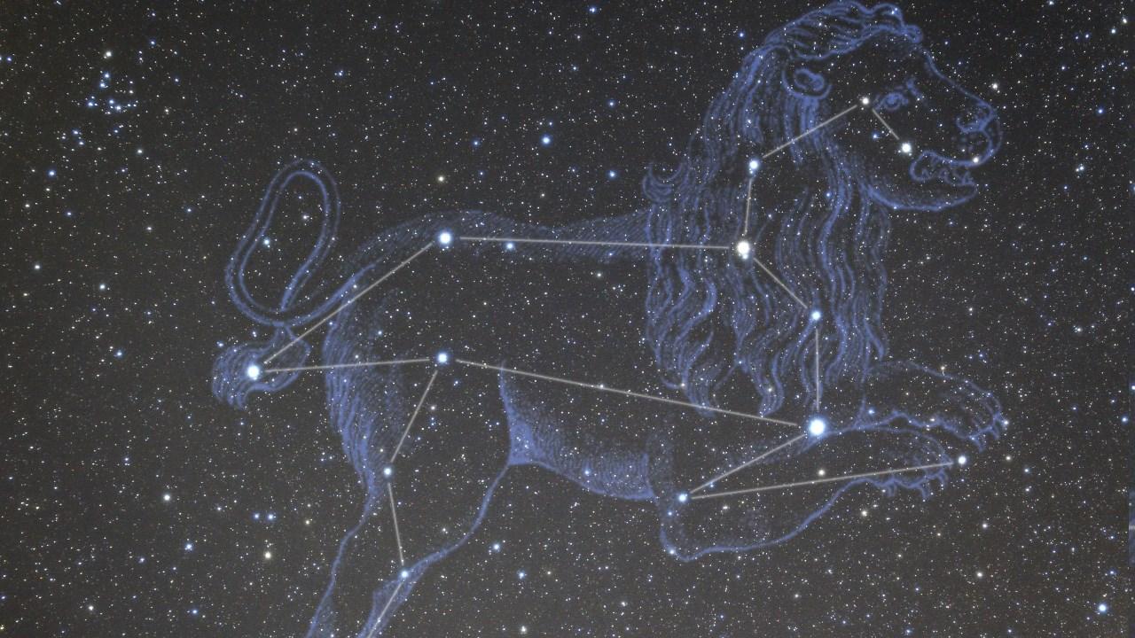 競馬で学ぶ春の星空