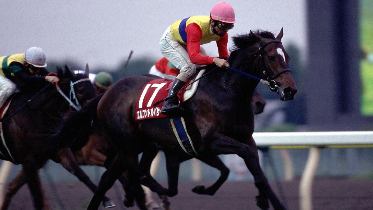 世界に羽ばたく日本馬の誕生