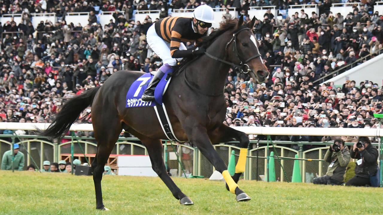 キタサンブラックの活躍は日本経済復活ののろしか