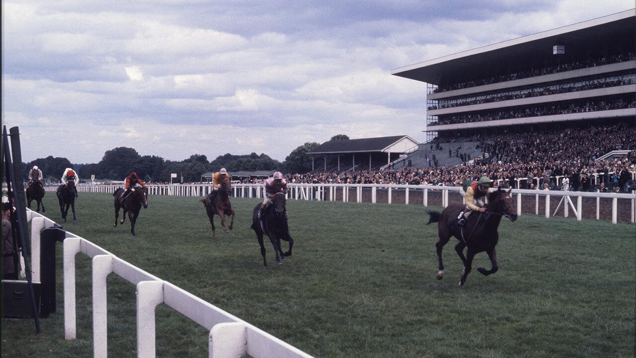 イギリス最後の三冠馬