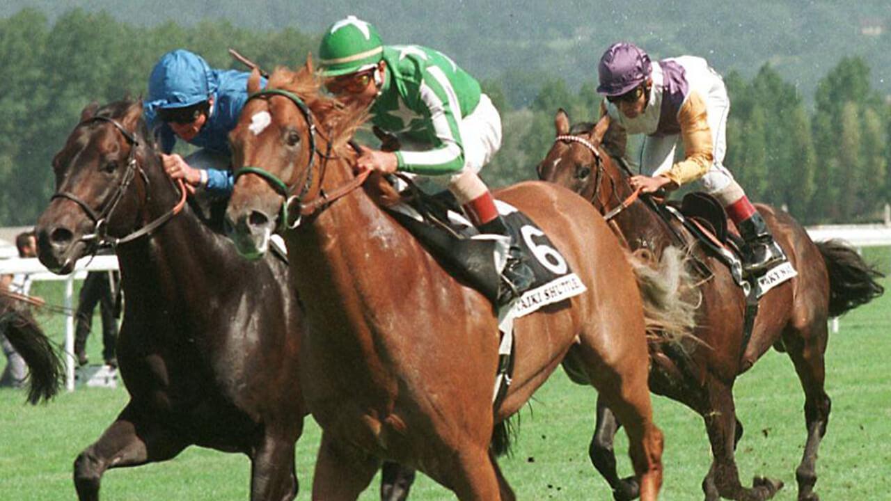 日本調教馬、ついに英仏G1レースを制す