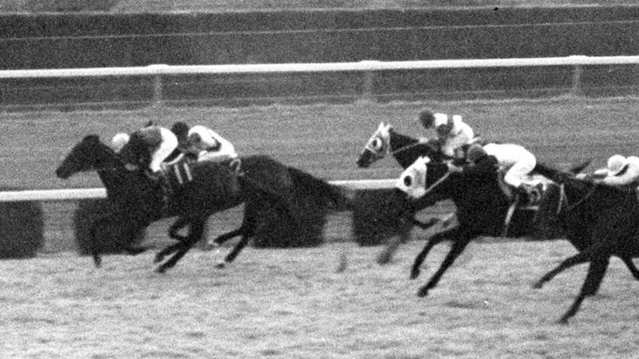 1970年代、第一次競馬ブーム到来! その1