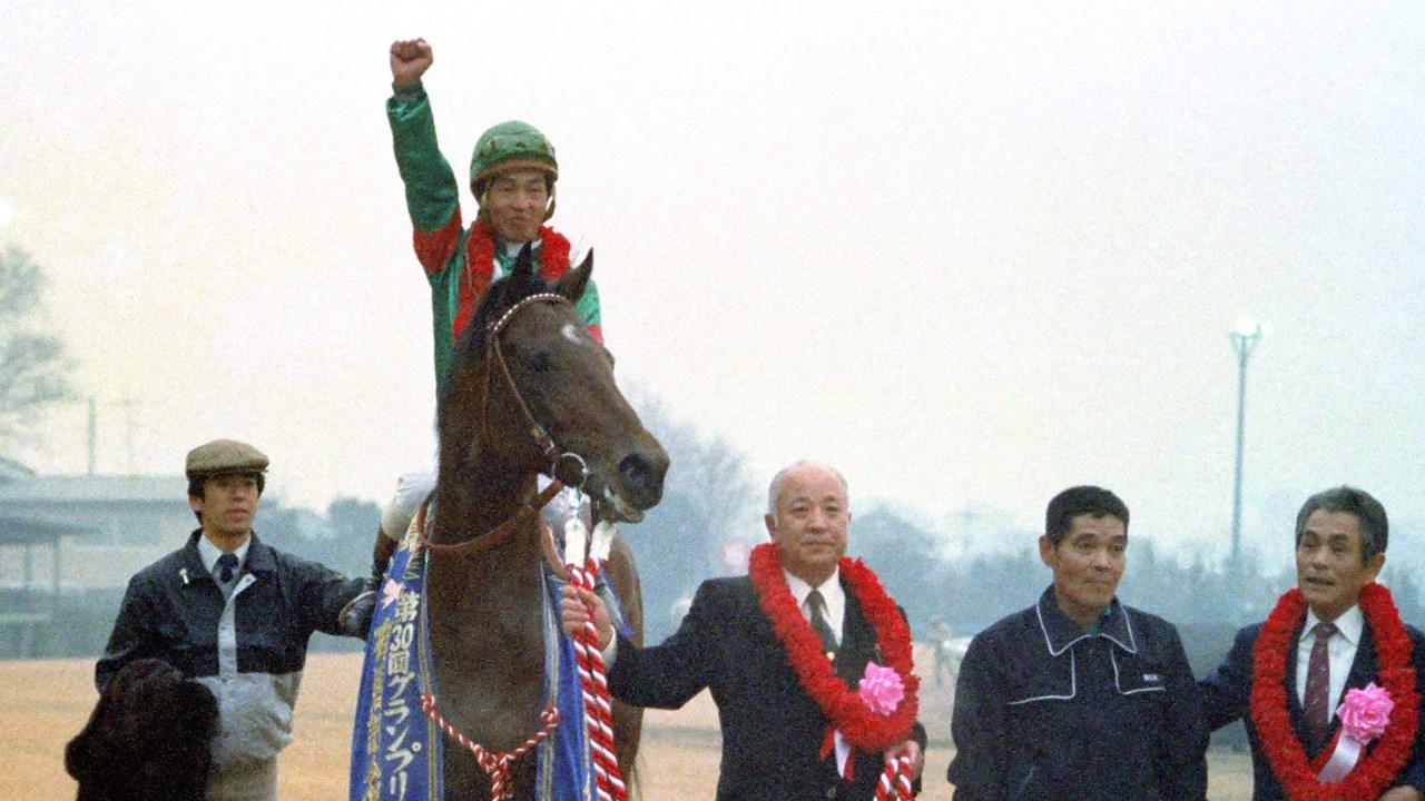 三冠馬同士の激突、シンボリルドルフがジャパンCの無念を晴らす