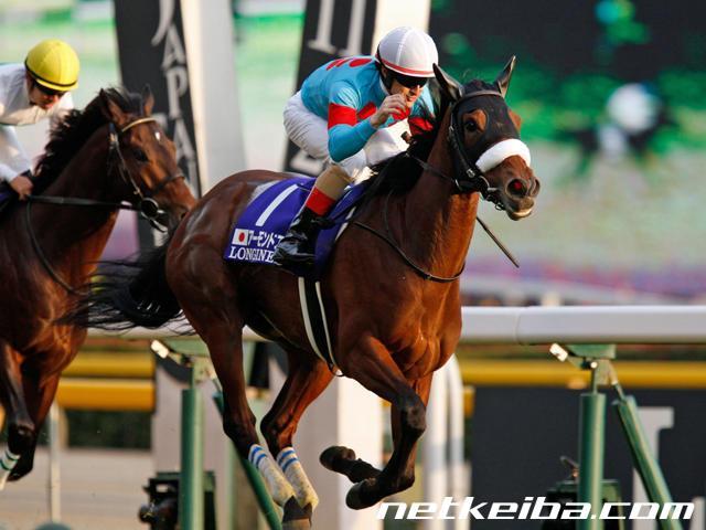「平成最強牝馬ランキング」1位 アーモンドアイ