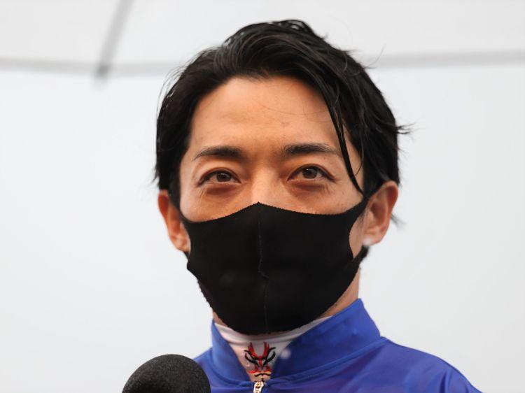 白山大賞典 メイショウカズサ-04 | 川田将雅オフィシャルサイト