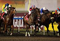 砂漠の地で成就した日本競馬の悲願 ヴィクトワールピサ