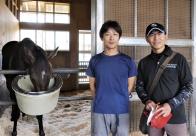アップトゥデイト、ワグネリアン、ファンタジスト…いま話題の馬たちのお話です