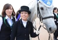アーモンドアイらを秋華賞でエスコートした、誘導馬騎手の川原さんにインタビュー!