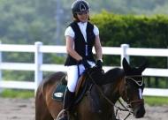 競走中止から馬名を変え乗り馬へ 女性オーナーがもたらしたトウケイゴールドの馬生(1)