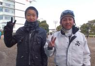キャプテンキングとコンビを組む坂井瑠星騎手の父・坂井英光騎手