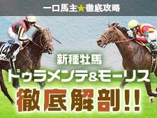 【一口馬主】新種牡馬ドゥラメンテ・モーリス徹底解剖!