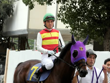 調教師転身を決めた永島太郎騎手の親子三世代にわたる物語