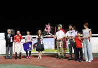 9年ぶり5頭目の北海道三冠