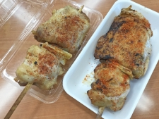 盛岡ジャンボ焼鳥食べ比べ