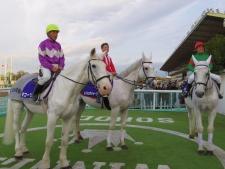 ゴールデンジョッキーC開催!! 園田の現役&元騎手たちが2000勝を語る