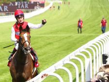 【愛チャンピオンS】O.マーフィー騎手スペシャルインタビュー 「日本が誇れる結果を出すことが僕の夢」