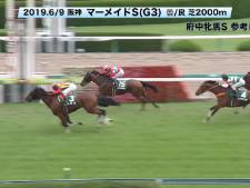 【府中牝馬S 2019】参考レース