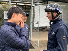 【豪・コーフィールドS】スズカデヴィアス海外初挑戦の狙いとは 最前線で指揮を執る橋田助手インタビュー