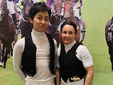 【NZ遠征 小崎綾也騎手】G3に騎乗し3着! リサ・オールプレス騎手からアドバイスも受けて (無料公開)