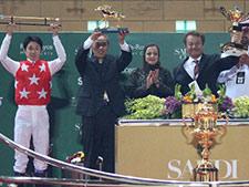 【特集サウジC(5)】日本馬の底力を見せつけた初のサウジCデー