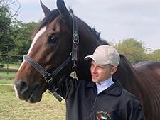 騎乗していた競走馬が愛馬に! ヒューイットソン騎手に聞く南アフリカの引退馬事情(3)