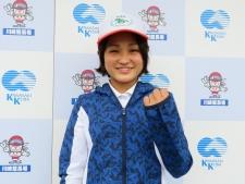 来春デビューを目指して 神尾香澄騎手候補生、川崎競馬場で実習中!