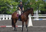全日本馬場馬術3連覇の北原広之さんに、騎座の心得を教わりました!