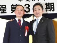 岩田康誠の次男・望来が競馬学校を卒業で決意「海外でも騎乗依頼を受ける騎手に」