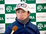 【JRA】フィリアプーラ丸山騎手「騎手になったからにはやっぱり…」/桜花賞共同会見