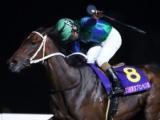 【大井・東京プリンセス賞】トーセンガーネットが2冠達成 左海誠二騎手「馬の力を信じて乗りました」