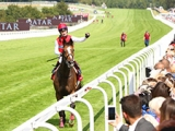 【ナッソーS全着順】ディアドラ優勝のナッソーS、人気の英愛1000ギニー馬ハモサは最下位