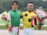 【YJS】地元の岩本怜騎手&JRAの菅原明良騎手、千葉県出身の同世代がそれぞれV/トライアルラウンド盛岡