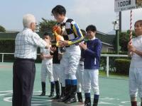 浜中俊 JRA通算1000勝達成 12年5カ月15日は武豊に次ぐ史上2番目の速さ