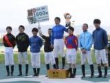 岩田康誠騎手、JRA通算1600勝達成