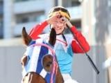 ミカエル・ミシェル騎手、地方競馬初勝利後のコメント 「ありがとう! ありがとう! ありがとう!」