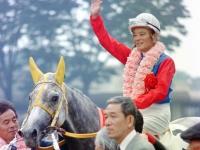 騎手でJRA通算1515勝 剛腕・郷原洋行さんが死去 ニッポーテイオーと名コンビ