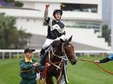 【香港ゴールドC】一昨年香港ヴァーズ覇者、昨年香港ヴァーズ3着のエグザルタントは9番枠