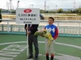 【地方競馬】61歳・川原正一騎手が地方通算5500勝を達成!「まだまだ騎手をやっていきたい」