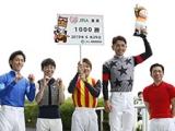 【JRA】今週復帰の戸崎圭太騎手は土日で5鞍