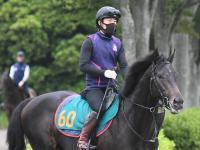 【POG】レッドヴェロシティ雄大な馬体持ち、攻め量も十分 木村師手応え
