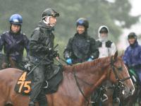【ラジオNIKKEI賞】コンドゥクシオン成長示す!道悪巧者、渋った馬場で好機も