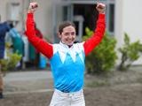 """【海外競馬】M.ミシェル騎手騎乗の2歳牡馬""""Tokyo Gold""""が2戦目で初勝利、オーナーは吉田照哉氏"""