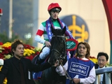ハットトリックが死亡、19歳 日本と香港でマイルGI制覇、種牡馬としても活躍