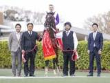 【セントライト記念想定】ガロアクリークは川田将雅騎手、サトノフラッグは戸崎圭太騎手
