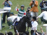 シーザリオ急死 05年日米オークスV エピファネイアなどGI馬3頭を輩出