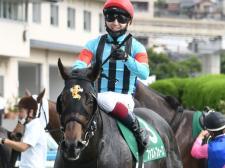 【CBC賞レース後コメント速報】優勝したファストフォース鮫島克駿騎手