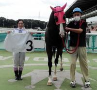 【地方競馬】兵庫競馬初の女性騎手・佐々木世麗が、30勝達成 わずか3カ月でのスピード達成