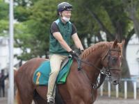【POG】米国最強馬の遺伝子継ぐ良血馬、ポイズンアロウいざ出陣 横山武は高評価